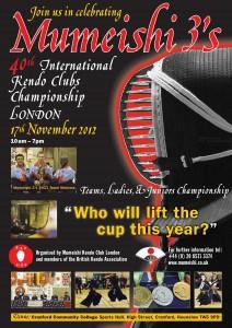 Mumeishi tournament 2012